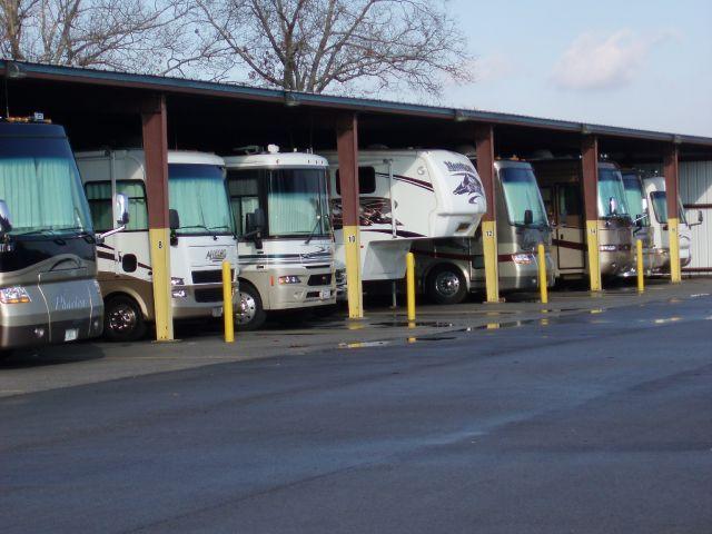 Rv Storage In Ohio Avon Life Storage Facility